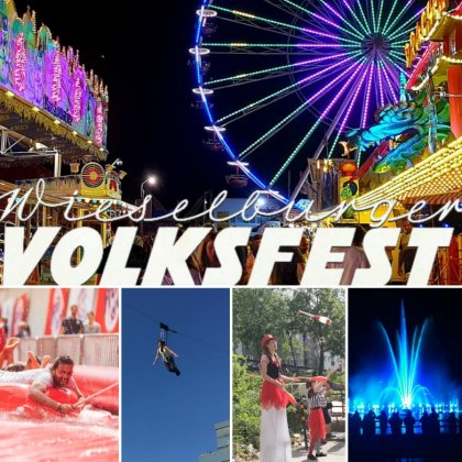 Volksfest_Collage